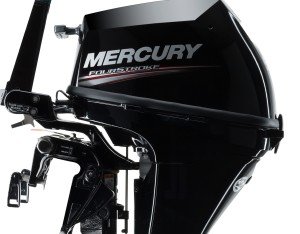 New look for Mercury outboards