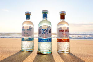 Manly Spirits Co. launches debut range of Aussie spirits