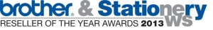 2013 Brother/Stationery News  Reseller of the Year Awards