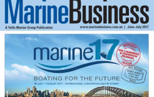 Get the latest issue of Marine Business now