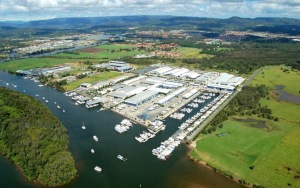 Coomera boost with new dredge facility