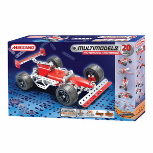 Product Spotlight – Super models from Meccano