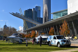 Melbourne Boat Show invites applications