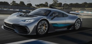 The AMG Project One