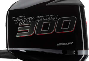 New look for Mercury Racing engines