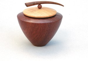 Miniature Lidded Box