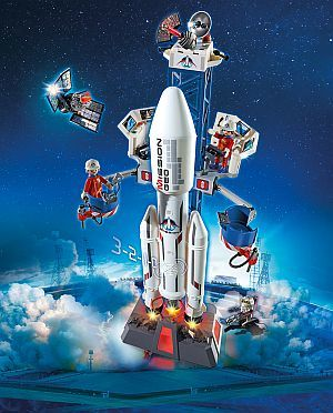 Playmobil City Action Space theme from Modern Brands