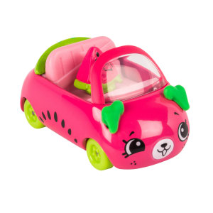 Ride in style with Shopkins Cutie Cars