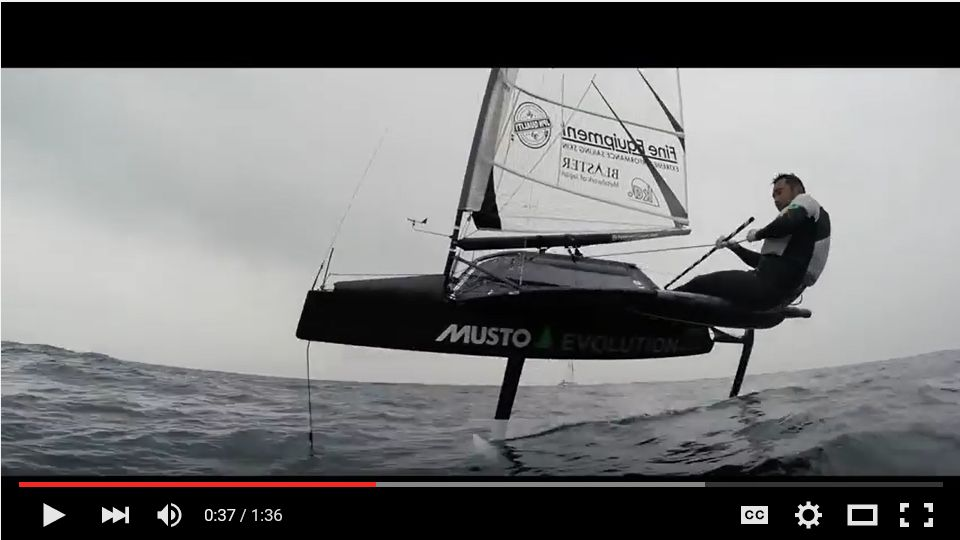 Moth class releases promo video for 2016 Worlds in Japan