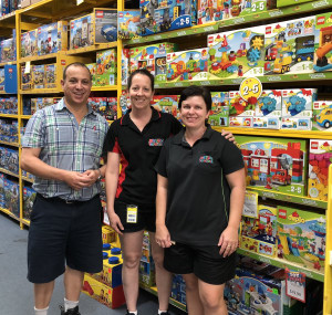 2017 Toy Retailer of the Year, Toy & Hobby Retailer Industry Awards – Mr Toys, QLD