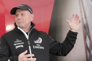 America's Cup venue gets thumbs up from Team NZ