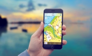 Digital Yacht adds Navionics charts to AIS app