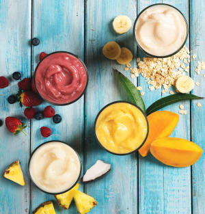 Nestlé Professional Beverage Solutions expand their smoothies, frappes and crushes range