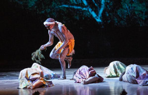 "Perth Festival: West Australian Ballet: ""Milky Way: Ballet at the Quarry"""