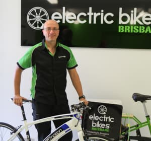 Selling and Servicing Ebikes