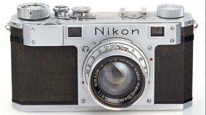 World's oldest surviving Nikon sells at auction