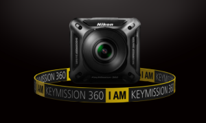 New 360° action cam for Nikon