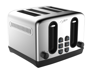 NEW PRODUCT: Nero four-slice toaster