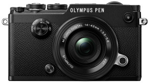 Tested: Olympus PEN-F