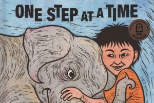 CBCA Short List 2016: One Step at a Time by Sally Heinrich