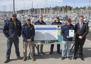 Oyster Cove becomes Fish Friendly