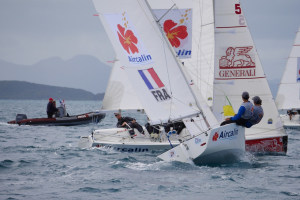 New Caledonia Match Race becomes 12th event in Match Race Super League
