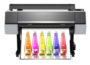 Starleaton brings colour to Melbourne printing show