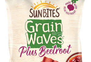Grain Waves' veggie content boosted