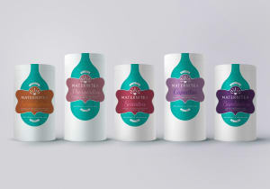 A tea brand for every month of pregnancy