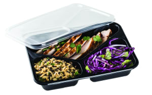 Ready meal tray solution at Foodpro