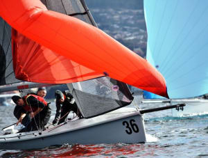 SB20 champion to sail for UK at Worlds