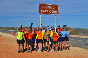 Cycling From Source To Sea And Perth To Broome With AllTrails