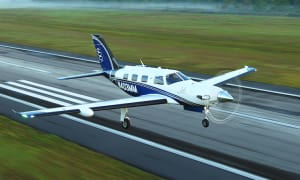 Piper Aircraft bouyant over Q2 Sales Figures