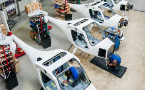 Pipistrel opens Chinese Plant
