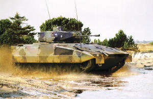 Puma gets into the Land 400 fight