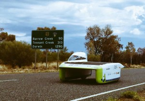 Axalta-supported team shines at world solar challenge