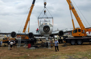 Qantas Founders Museum completes Super Connie Disassembly