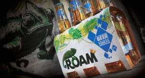 Saltmine and Lion roam into variable printing with new beer