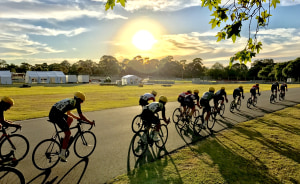 Summer Cycling: Riding, Training And Racing In The Heat