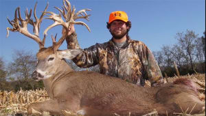 Potential World-Record Deer Rack Could be Worth $100 Grand