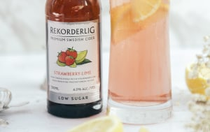 Recorderlig launches a low-sugar cider