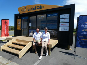Multihull Solutions opens new NZ sales centre.