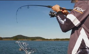 VIDEO: Catching fish with running baits & Freespooler reels