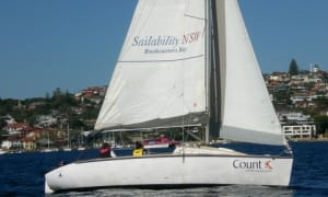 Marine Industry Foundation helps fund Sailability repairs
