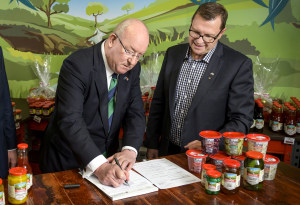 Spring Gully Foods cleared of debt