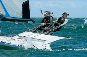 Australian Sailing Team celebrates International Women's Day