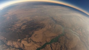 Video: Cameras attached to stratospheric balloon capture solar eclipse