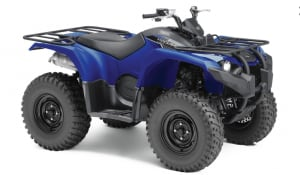 Yamaha's replaces the trusty but ageing Grizzly 450