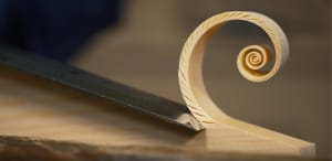 The Art of Wood Shavings