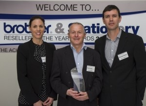 2013 Brother/Stationery News Reseller of the Year